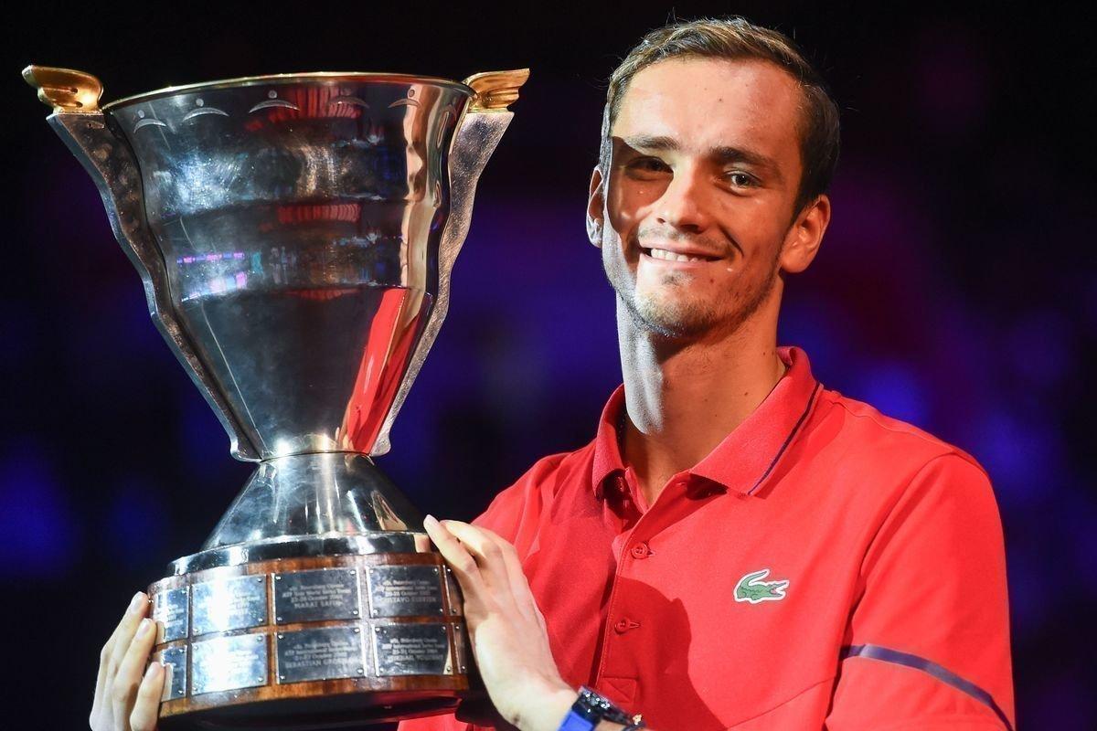 Даниил Медведев: «Думаю, что Сафин круто комментировал мой матч»