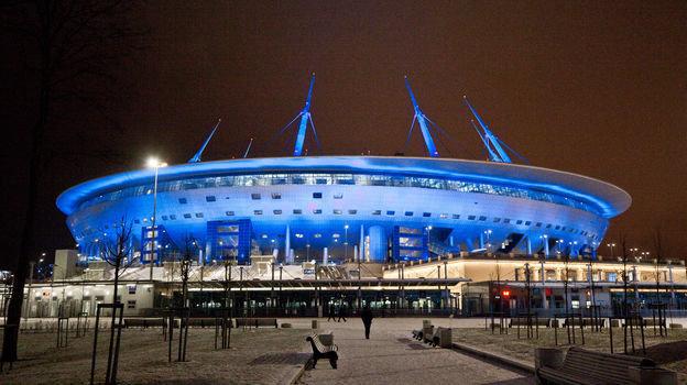 Стадион «Газпром Арена».