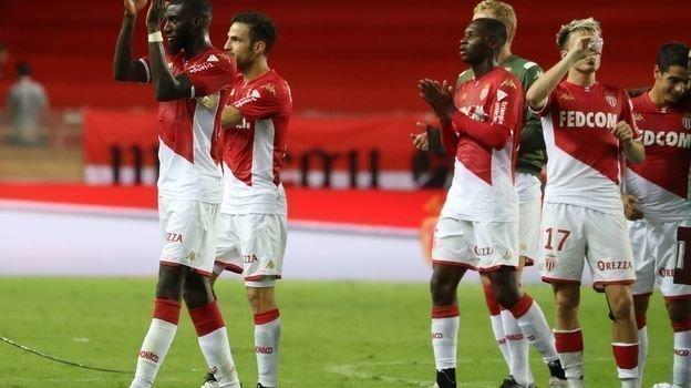 24сентября. Монако. «Монако»— «Ницца»— 3:1. Футболисты «Монако» наконец-то порадовали болельщиков.. Фото AFP