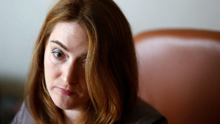 Анна Анцелиович. Фото Reuters