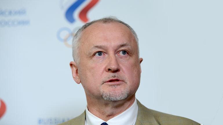 Юрий Ганус. Фото ОКР