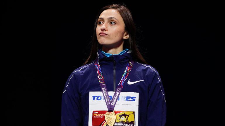 Мария Лисицкене. Фото AFP