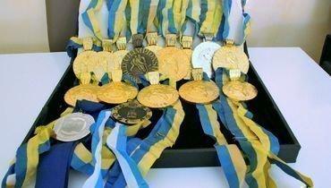 Медали олимпийского чемпиона Белошейкина выставлены напродажу