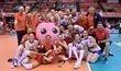 Вженском волейболе первая медаль зачетыре года!