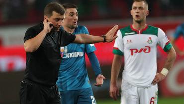 «Локомотив»— «Зенит»: ВАР исправил только две изтрех ошибок. Почему неназначен пенальти наОздоеве?