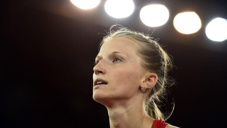 Россиянка Сидорова стала чемпионкой мира попрыжкам сшестом