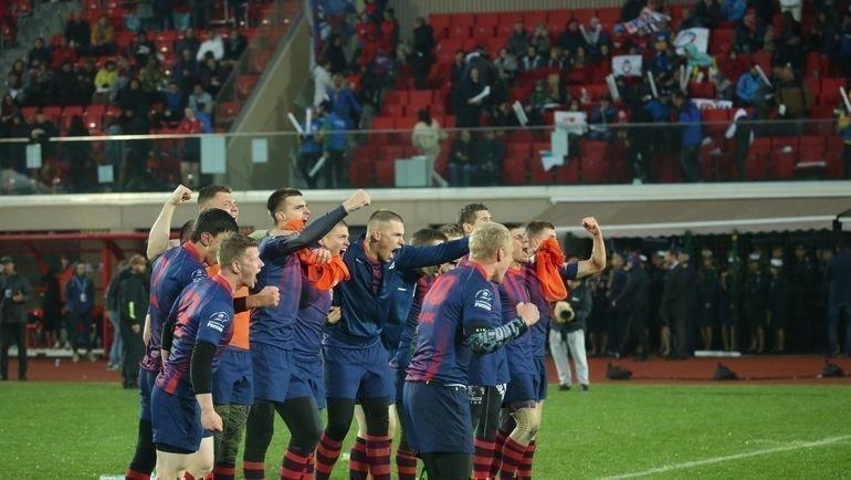 ВМоскве состоялся розыгрыш Кубка Вооруженных силРФ порегби-7.