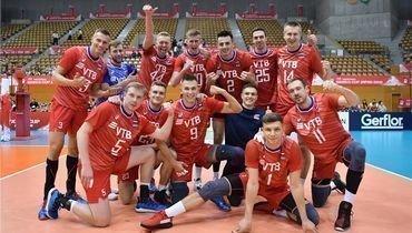 1октября. Нагано. Россия— Иран— 3:1. Россияне начали Кубок мира спобеды.