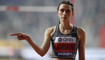 Ласицкене раскритиковала ИААФ задопуск наЧМ американского спринтера Коулмана