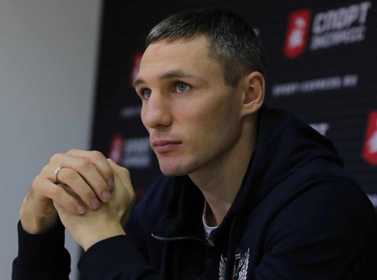 Андрей Замковой: «Попробовалбы себя впрофи, нопугает история Дадашева»