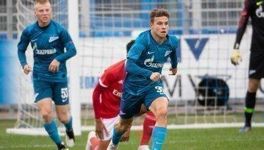 «Зенит» вЮношеской лиге УЕФА— 3:11 после двух матчей