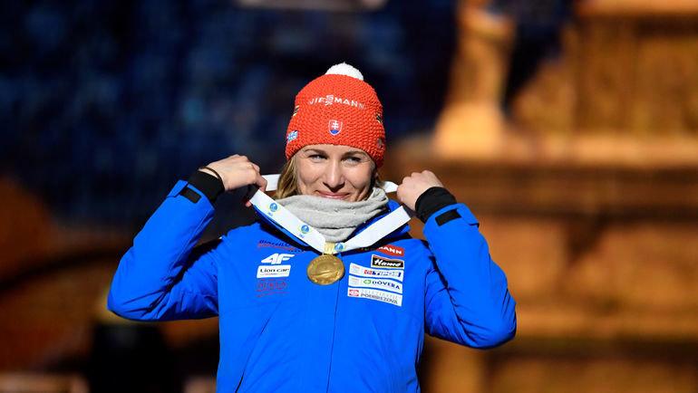 Анастасия Кузьмина. Фото Reuters