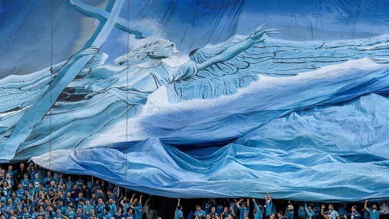 «Зенит» победил «Бенфику». Фото AFP