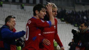 ЦСКА против европейских середняков почти всегда играет успешно