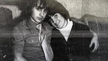 Федор Черенков с Ольгой.