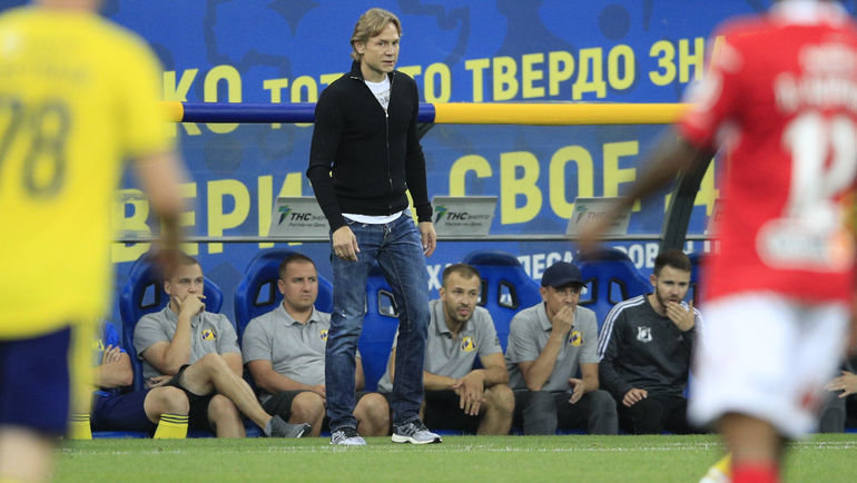 Валерий Карпин. Фото Степан Кратов
