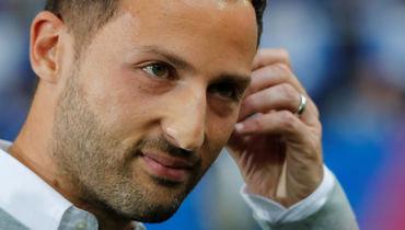 Немецкий тренер Доменико Тедеско.