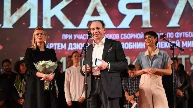 Олеся Судзиловская, Игорь Добровольский, Аделина Голубенко-Гизатуллина.