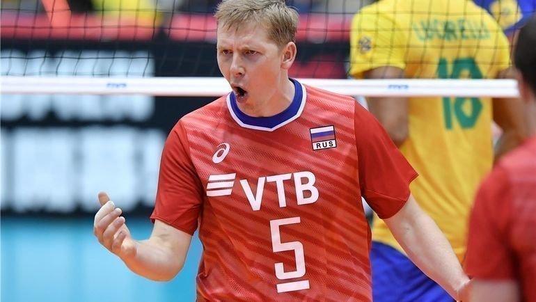 Сергей Гранкин. Фото FIVB