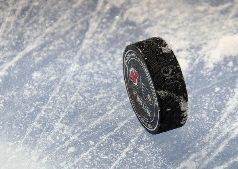 10октября. Филадельфия. Wells Fargo Center. «Филадельфия»— «Нью-Джерси»— 4:0. Фото NHL