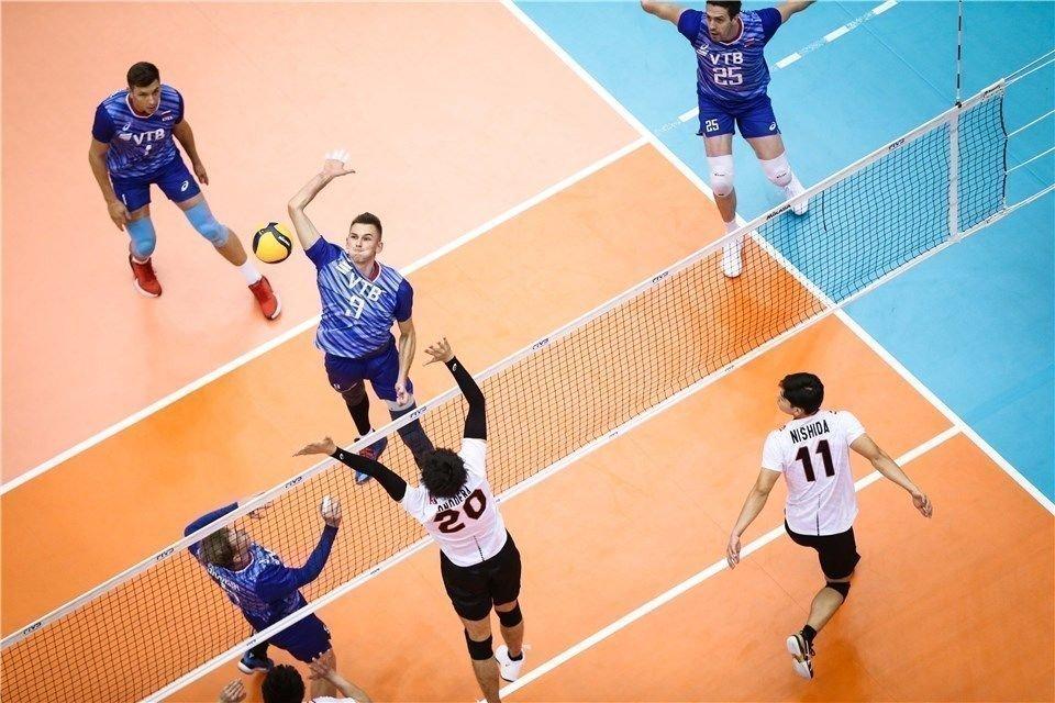 Нам устроили Цусиму. Российские волейболисты проиграли Японии