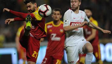«Арсенал» и «Спартак» вэтом сезоне вылетели вотборе Лиги Европы. Новбудущем моглибы иметь шанс продолжить еврокампанию.