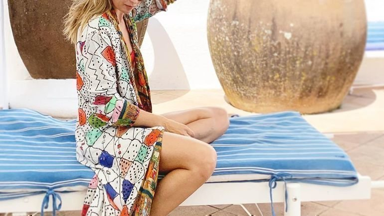 Мария Шарапова. Фото instagram.com