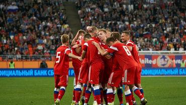 Молодежная сборная России обыграла Польшу.