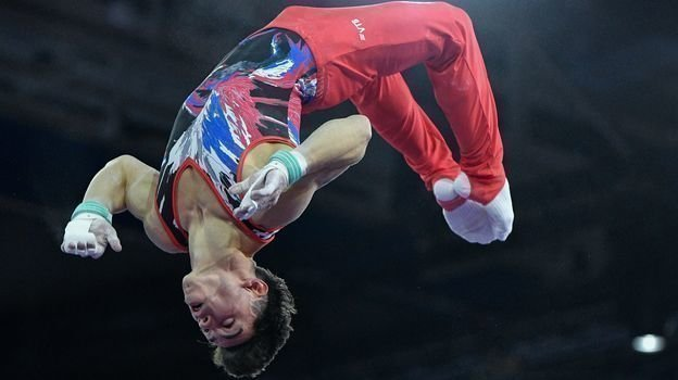 11октября. Штутгарт. Артур Далалоян. Фото Reuters