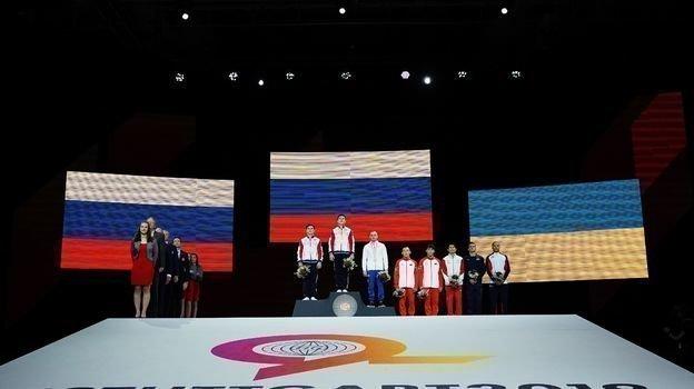 11октября. Штутгарт. Церемония награждения. Фото Reuters