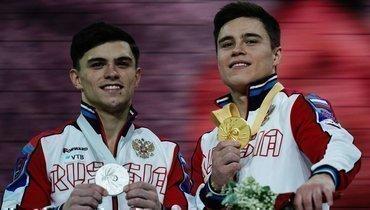 Нагорный— чемпион мира вмногоборье!