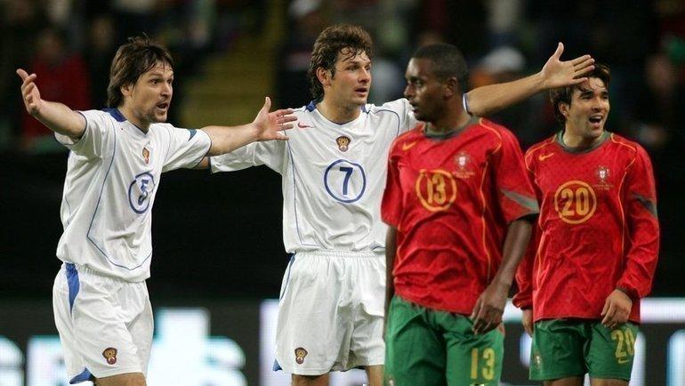 Смотреть евро 2004 по футболу португалия англия