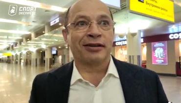 Прядкин: «Верю, что сборная наЕвро выступит достойно»