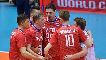 15октября. Хиросима. Россия— Тунис— 3:0. Россияне заняли шестое место натурнире.