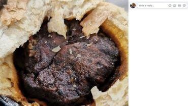 Чем кормят болельщиков наанглийском стадионе. Готовы съесть этот пирог?