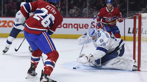 16октября. Монреаль. «Монреаль»— «Тампа-Бэй»— 1:3. Фото NHL