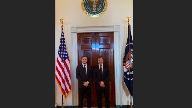 Иван Барбашев (слева) иВладимир Тарасенко. Фото instagram.com