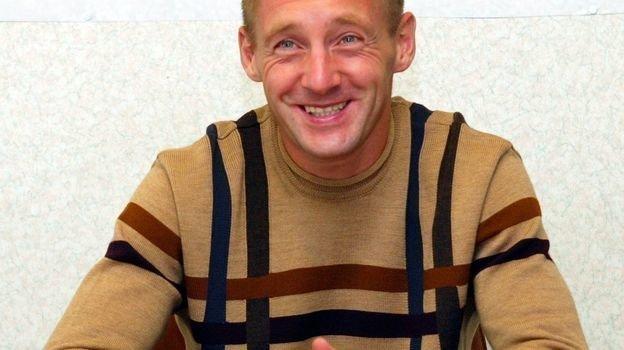 2002 год. Андрей Тихонов— гость редакции «СЭ». Фото Алексей Иванов
