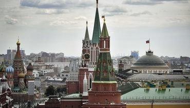 Московский Кремль. Фото AFP