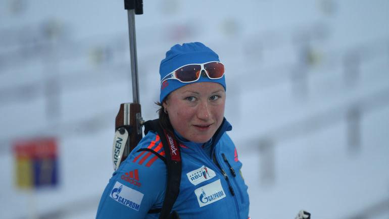 Ольга Подчуфарова. Фото Андрей Аносов, СБР