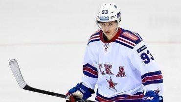 «Непросто так Панарин иГусев попали вНХЛ именно после СКА». Интервью нового героя хоккейного Петербурга