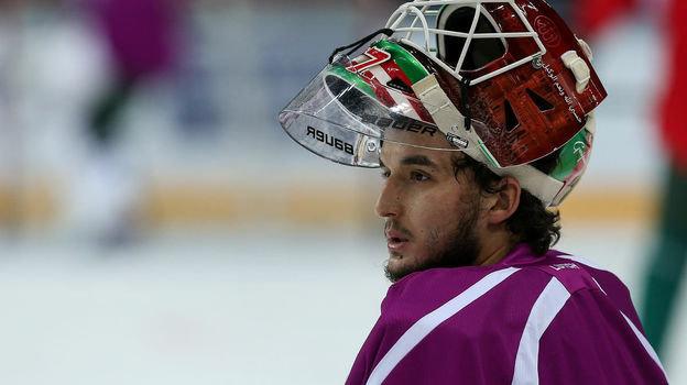 Эмиль Гарипов. Фото ХК «АкБарс»