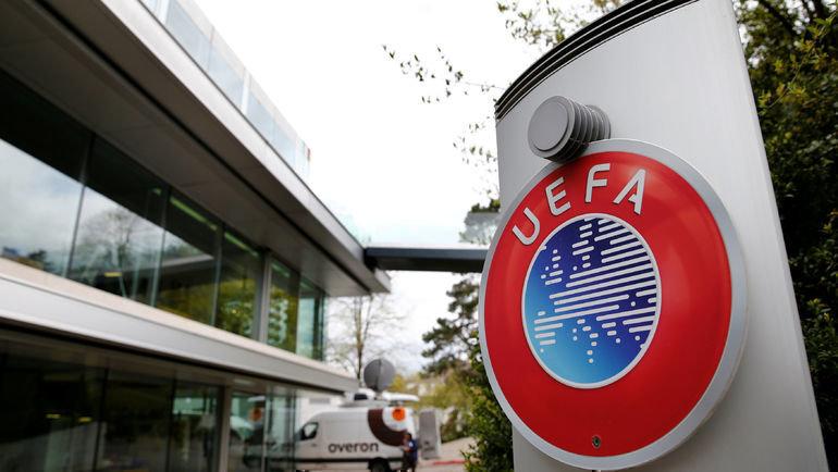 Штаб-квартира УЕФА вНьоне. Фото Reuters