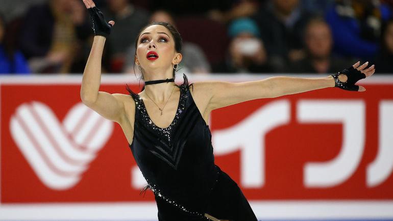 Елизавета Туктамышева. Фото Reuters