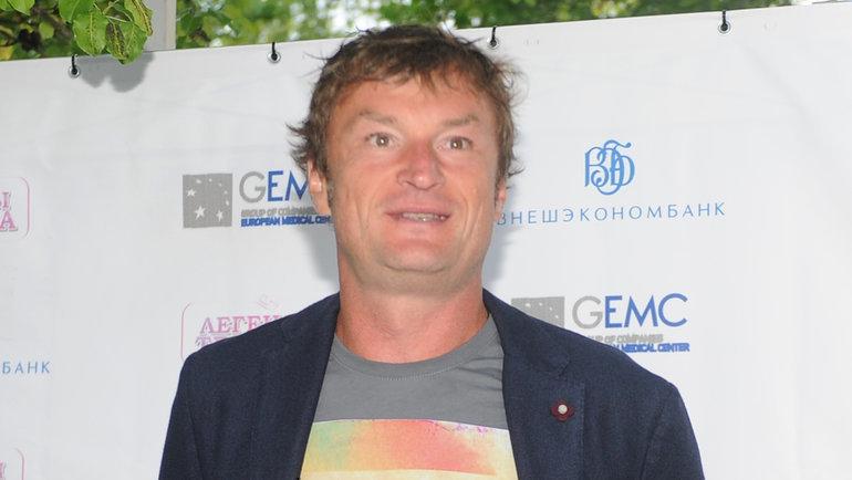 Известный теннисист Александр Волков скончался на53-м году жизни