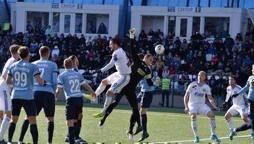 20октября. «Оренбург» проиграл «Крыльям Советов» (0:1) в13-м туре РПЛ.
