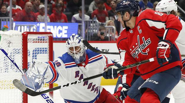 Александр Овечкин (справа). Фото USA Today Sports