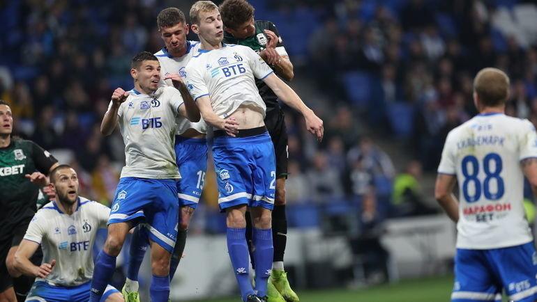 «Краснодар»: Вратари вкепках Яшина ивсе голы ввидеообзоре матча «Динамо»