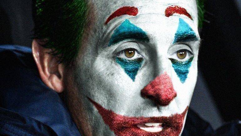 Унаи Эмери вобразе Джокера. Версия Bleacher Report.