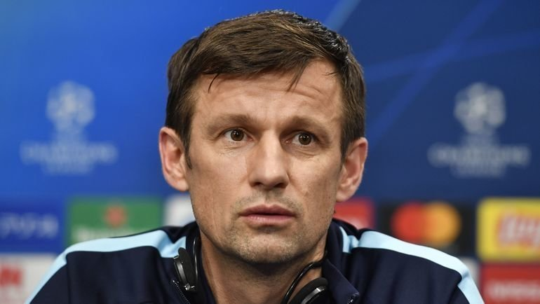 Сергей Семак. Фото AFP